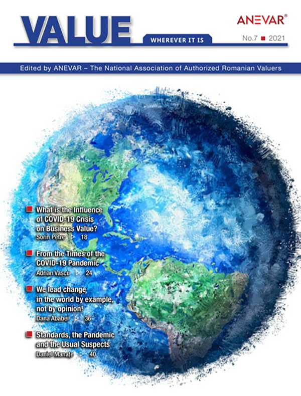 """Revista """"VALUE – Wherever It Is"""" - Nr. 7"""
